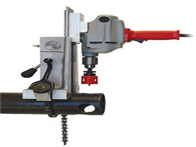 WHEELER-REX 3090 PIPE HOLE CUTTER SYSTEM