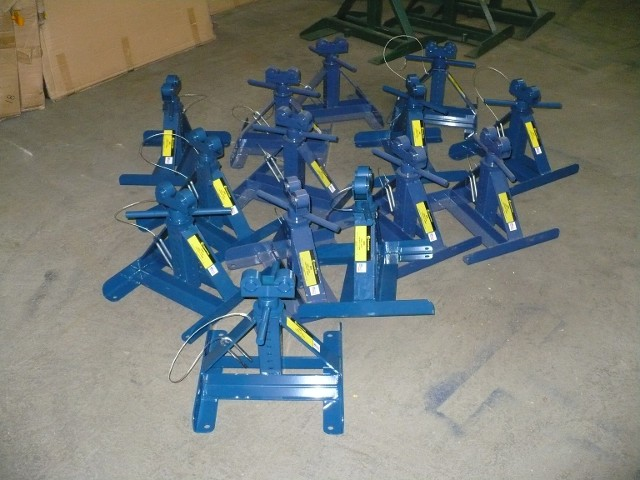 CURRENT 660 SMALL REEL STANDS