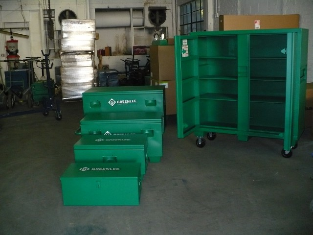 GREENLEE GANG BOXES