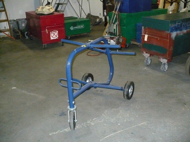 CURRENT 502 TURTLE WIRE CART